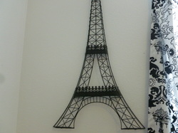 Wall Decorations  With Paris Being An Extremely Popular Theme Lately, There  Is So Many Wall Decorations Available! From An Eiffel Tower Clock To A Huge  ...